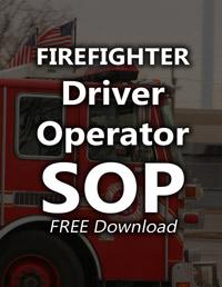 Firefighter Operator/Engineer SOP