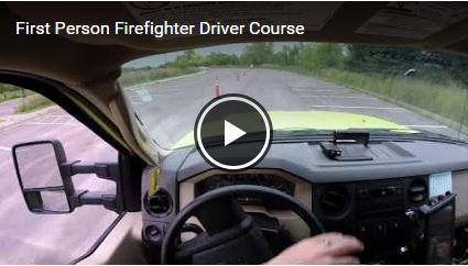First Person Firefighter Driver Course